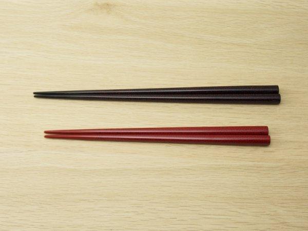 画像4: 夫婦箸セット ななこ塗