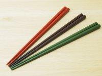 ななこ塗 大箸 (赤、黒、緑)