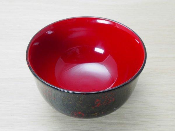 画像3: 唐塗 羽反型 黒上(緑赤金)