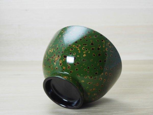 画像4: 唐塗 京型 緑上(白金)