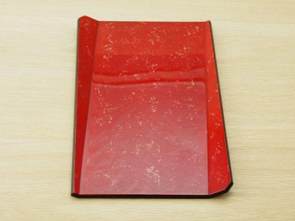 画像3: 唐塗 多様皿 赤上