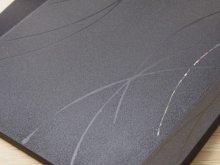 他の写真1: 紋紗塗 多様皿 すすき柄(曲線)