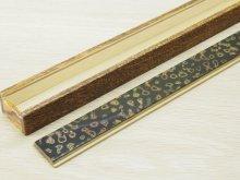 他の写真1: 唐塗 木製携帯箸箱黒上 (大箸用)